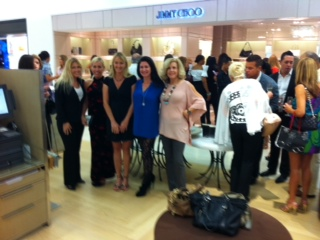 Many thanks to the fabulous committee of friends and supporters at Saks Fifth Avenue