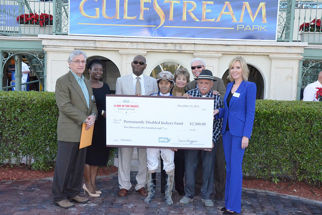 "SFSPCA's ""A Day at the Races"" at Gulfstream Park a Big Win for the Horses"