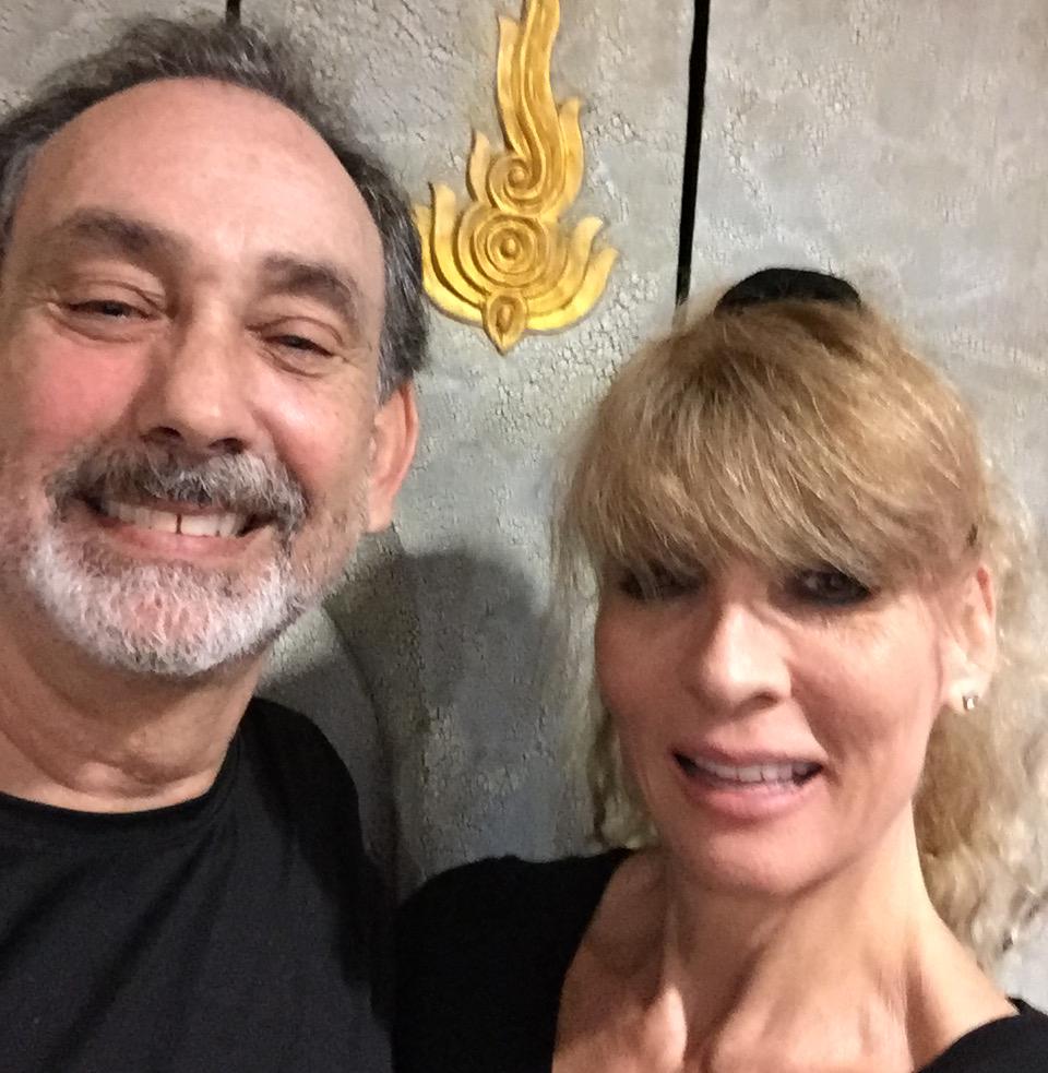 John and Debbie Freud