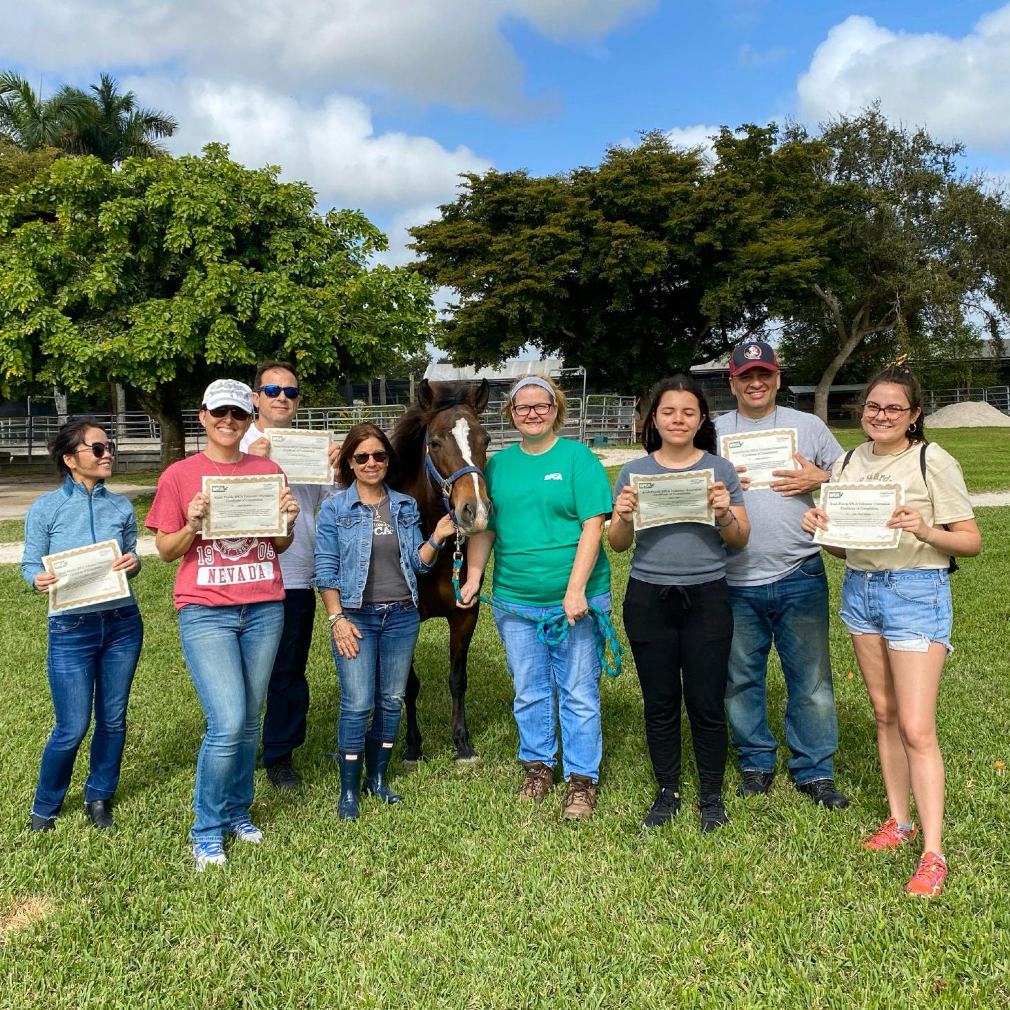 South Florida Society for the Prevention of Cruelty to Animals Orientation